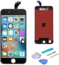 SANKA iPhone 6 Plus LCD Display Screen Replacement Repair Kit, Digitizer Retina Touch Screen Glass Frame Assembly for iPhone 6 Plus,5.5