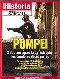 Historia Special Hs N 43 Pompei - Septembre/Octobre 2018