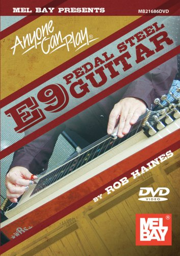 Anyone Can Play E9 Pedal Steel Guitar [UK Import]