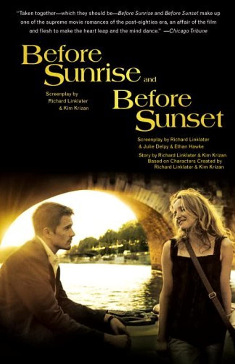 拒絶昨日シンボルBefore Sunrise & Before Sunset: Two Screenplays (English Edition)