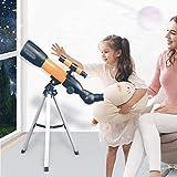 J-Love Telescopio astronómico Entrada Estudiante Disparo con teléfono móvil
