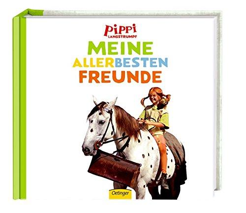 Pippi Langstrumpf. Meine allerbesten Freunde: Das Freundebuch