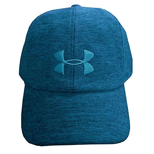 UNDER ARMOUR アンダーアーマー レディース帽 女性用帽子 ランニング キャップ スポーツキャップ 帽子 55〜58cm - デザインA/アクアマリン