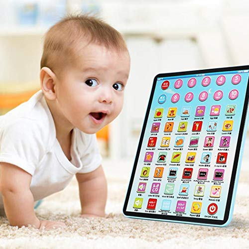 Ailler Children Touch Tablet Pad Learning Reading Machine Early Education Toys Electronic Systems