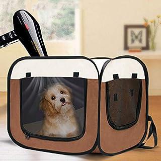 ペット用お風呂上がりボックス ペット乾燥箱 ドライヤー入口あり 迅速乾燥 折りたたみ式 携帯便利 毛の飛び散り防止 ペットハウス アウトドア 旅行 外泊 車用 犬猫用