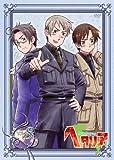 ヘタリア Axis Powers vol.8【初回限定版】[DVD]