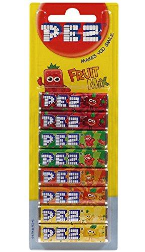 Pez Dispensador de caramelos de repuesto para frutas, 1 juego