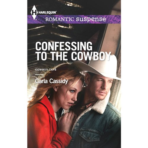 Confessing to the Cowboy audiobook cover art