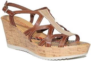 Zapatos Amazon Para De Sandalias Cuero Vestir esTrenzas gvyYmb6If7