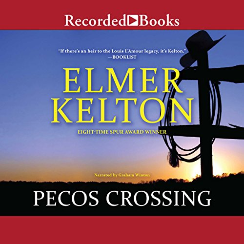 Pecos Crossing cover art