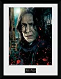 GB Eye Gerahmtes Poster Harry Potter, Snape, 30x 40cm,