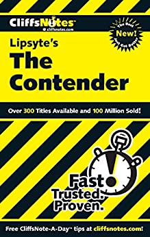 CliffsNotes on Lipsyte's The Contender (Cliffsnotes Literature Guides) by [Stanley P Baldwin]