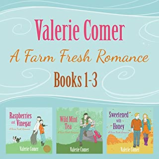 A Farm Fresh Romance Series 1-3 (A Farm Fresh Romance Box Set) cover art