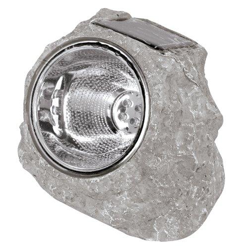 Eglo 90494 Lampe solaire décorative, intégré, gris