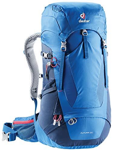 Deuter Futura 30 Backpack, Unisex - Adulto, 3400718, Lapis-Midnight, 30
