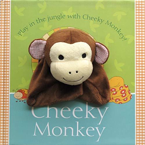Cheeky Monkey (Hand Puppet Book)