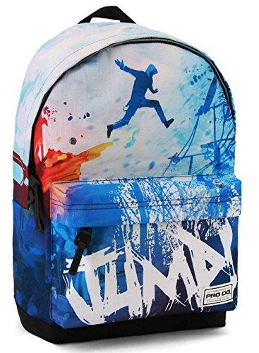 PRODG Jump-Freestyle Backpack Rucksack, 42 cm, 21 liters, Blau (Blue)