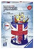 Ravensburger - Puzzle 3D - Pot à crayons - Union Jack - 11153