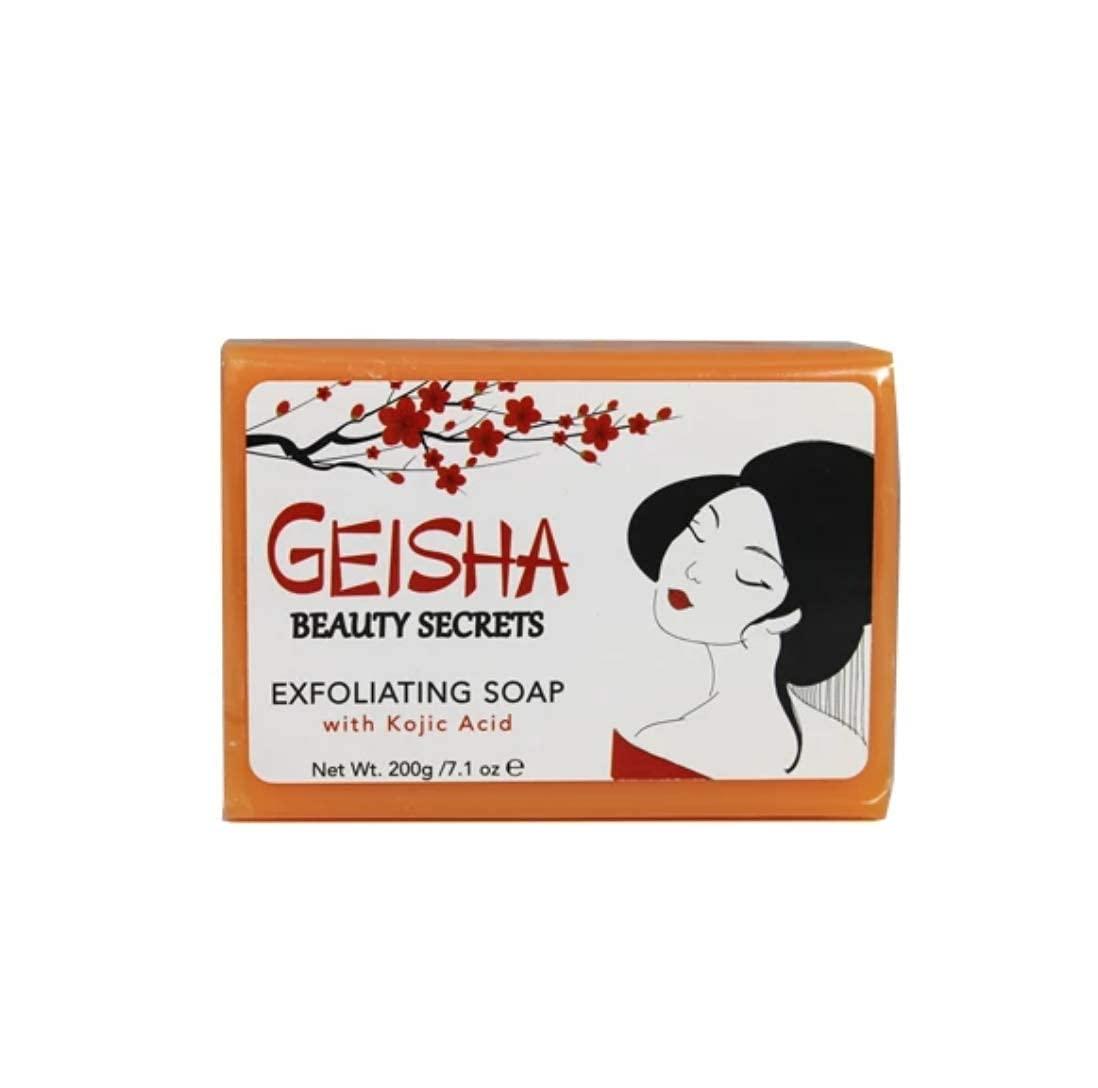 Geisha Beauty Secrets Soap 200g with Kojic Acid