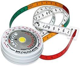 R18 Cinta Métrica Médica con indicador de BMI para Mujer y Hombre