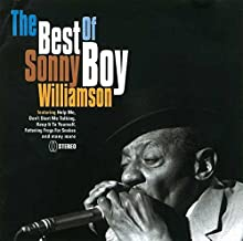 sonny boy williamson harmonica