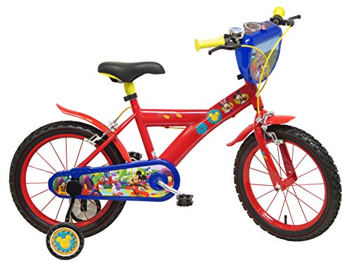 Disney 13196 - 16' Bicicletta Mickey Mouse