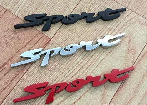 Car Styling Max 64% OFF Door Trunk Window Sport 2 Fender Max 73% OFF Pie Emblem Trim Kit