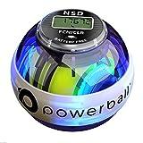 Powerball 280 Hz Autostart Collection - Appareil d'Exercice pour la Préhension et les Avant-bras, Renforce les Muscles des Avant-bras, Rééducation Douleur au Poignet, Fractures du Poignet (Autostart Pro Fusion)