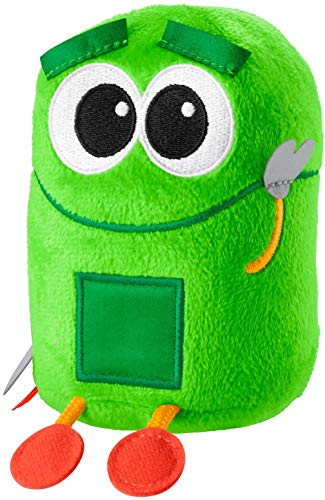 Fisher-Price StoryBots Animals with Beep Plush, take-Along Musical Preschool Toy for Kids Ages 3 Years and up