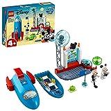 レゴ(LEGO) ミッキー&フレンズ ミッキーとミニーの うちゅうロケット 10774