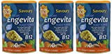 Engevita Savoury Yeast Condiment With B12 125 g (Pack of 3)