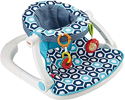Fisher-Price Sit-Me-Up Floor Seat [Amazon Exclusive] by Fisher-Price