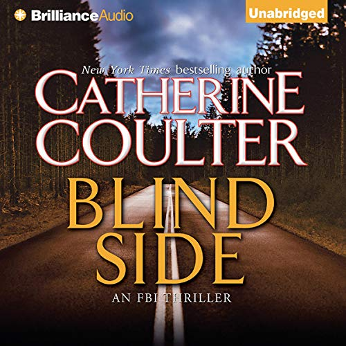 Blindside: An FBI Thriller, Book 8 audiobook cover art