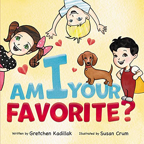 Am I Your Favorite? (English Edition)