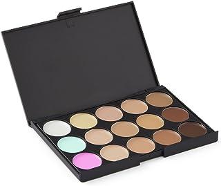 LaRoc Juego de 15 sombras de color corrector de maquillaje paleta de maquillaje
