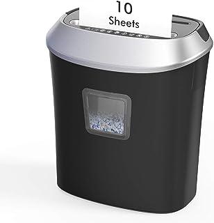 dodocool Desfibradora,Trituradora de papel, puede cortar 10