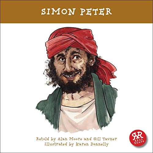 Simon Peter cover art
