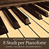 Ottavio D'Antona: 8 Studi per pianoforte