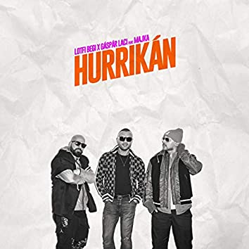 Hurrikán (feat. Majka)