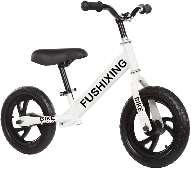 Der Geschmack von zu Hause Balance Bike Weiß - Laufrder für 2-Jhrige, Laufrad für Mdchen Baby Kind Balance Walker Scooter Kinder-Zweirad Der Geschmack von zu Hause (Farbe   Weiß)