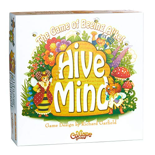 Calliope Games Hive Mind - Juego de Mesa