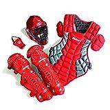 MACGREGOR Junior Catcher's Gear Pack - Kids' Softball and Baseball Safety Set