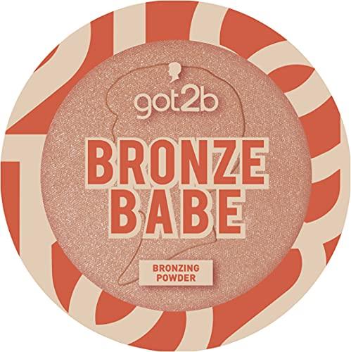 got2b Bronzing Powder Bronze Babe L.A. Lover, Bronzer für einen von der Sonne geküssten...