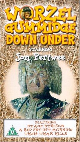 Preisvergleich Produktbild Worzel Gummidge Down Under [VHS]