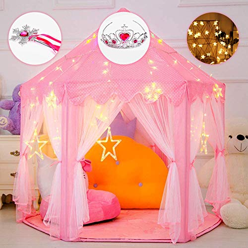 Wilhunter Princess Castle Play Tent...