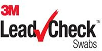 3M, 16 Swab 3M LEADCHECK Lead Tests with verification cards (2-8 packs) - USE CAUTION - ONLY LeadPaintEPAsupplies checks EVERY swab prior to being shipped for defects - 100% ready to use. LC-16S10C-16