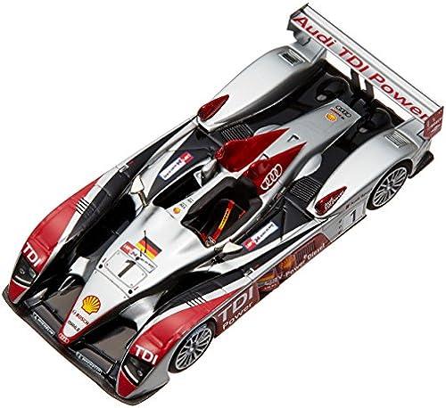 LOOKSMART DLM1 43 Audi R10 (2007 Le Mans Winner) Limited 299 (japan import)