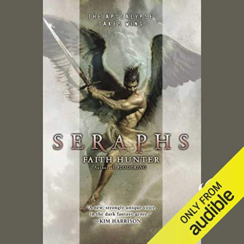 Seraphs audiobook cover art