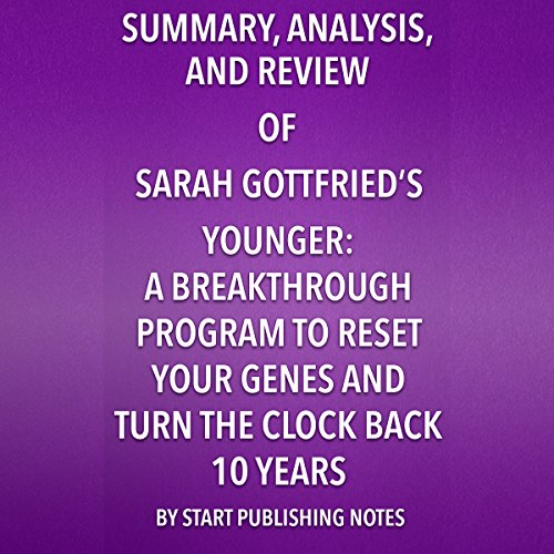 Summary, Analysis, and Review of Sara Gottfried's Younger audiobook cover art