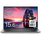 Dell ノートパソコン XPS 15 9500 シルバー グラボ搭載 Win10/15.6FHD+/Core i7-10750H/8GB/512GB SSD/GTX1650Ti Max-Q NX975A-ANLS【Windows 11 無料アップグレード対応】